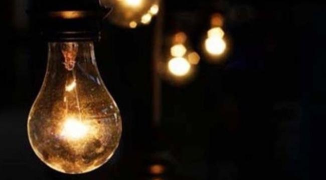 3 ilçede elektrikler kesilecek