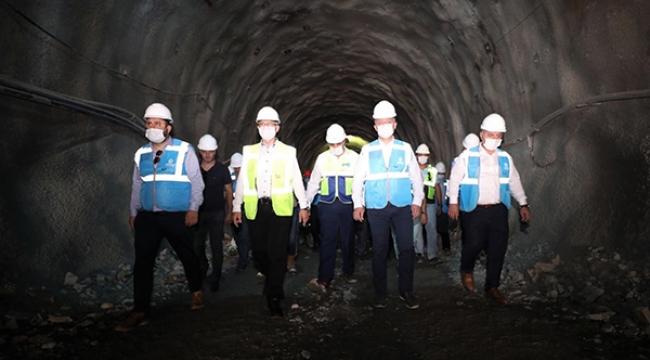 Bu tünel Kocaeli ile İstanbul'u birbirine bağlayacak!