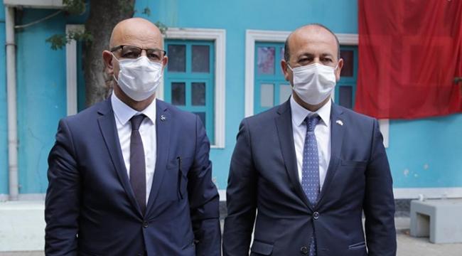 Derince MHP'de Omurca yeniden başkan