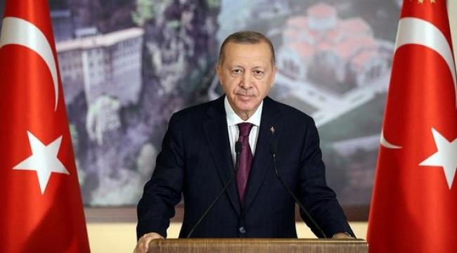 Erdoğan'dan önemli korona açıklaması