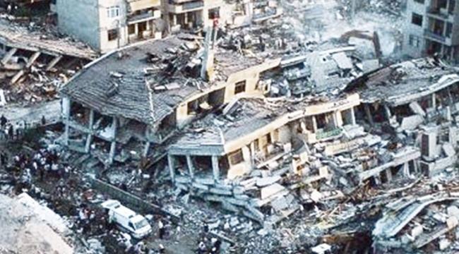 Gölcük depreminin üzerinden 21 yıl geçti