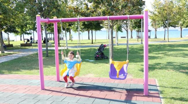 Kocaeli'de engelli çocuk oyun grubu