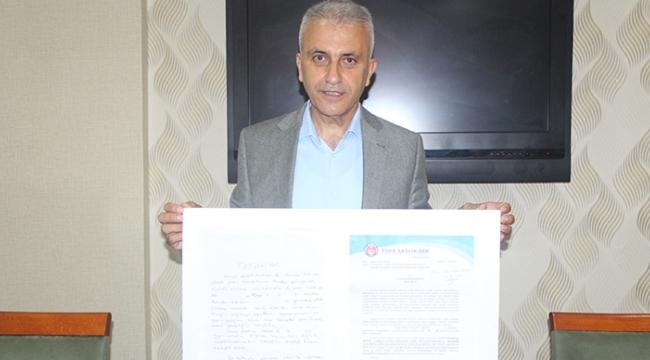 Kocaeli'de sağlık çalışanlarından tehdit iddiası