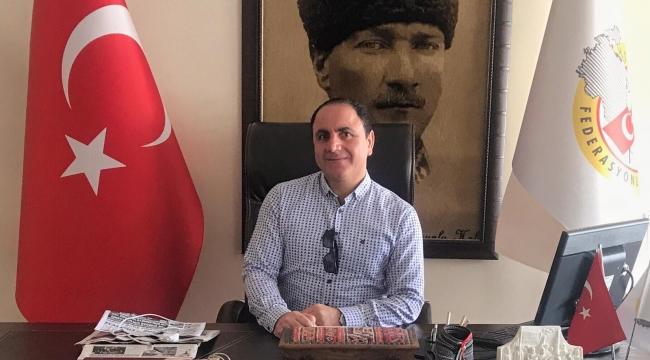 Kocaelili gazeteci Levent Altun Genel Sekreter seçildi