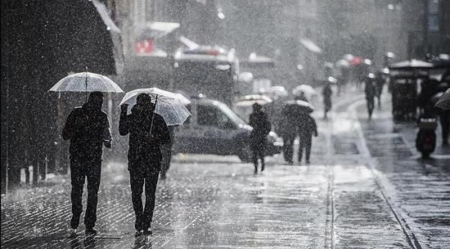 Meteoroloji'den Kocaeli'de sağanak yağış uyarısı!
