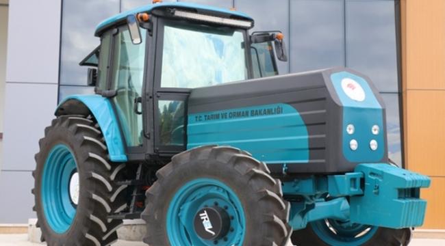 Türkiye'nin ilk yerli elektrikli traktörü Kocaeli'de üretilecek