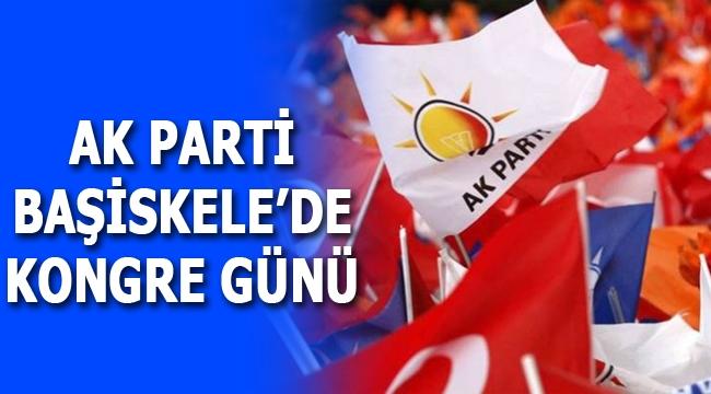 AK Parti Başiskele'de kongre günü