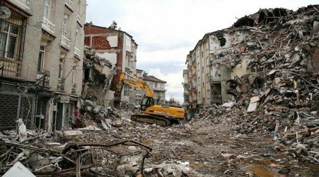Büyük Marmara depreminin merkez üssünü açıkladı!