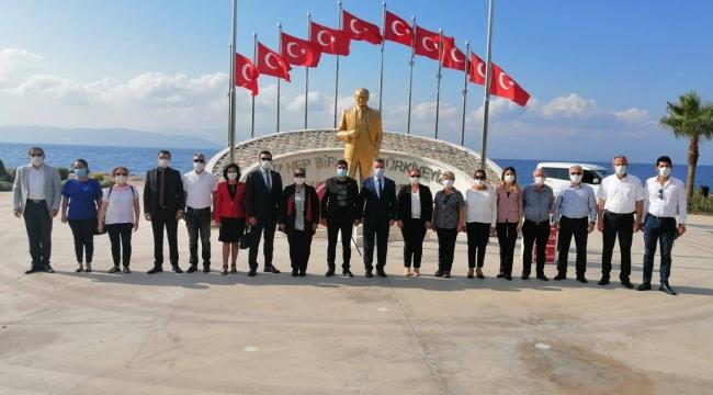 CHP Darıca 97. Yılı kutladı