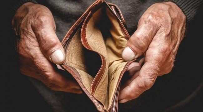 Yoksulluk sınırı yine arttı