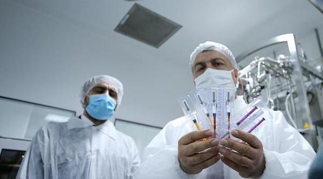 Bakan Koca'dan yerli aşıyla ilgili açıklama