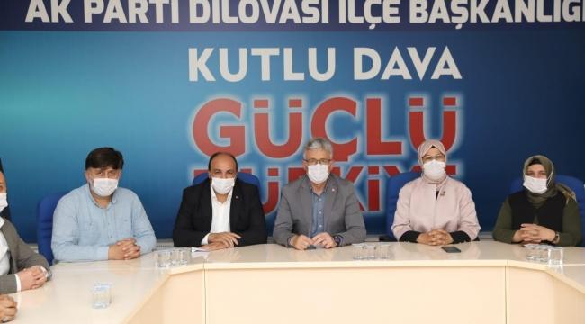 Ellibeş: Türkiye için tek yumruk olacağız