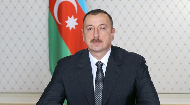 İlham Aliyev'den 'barış görüşmeleri' ile ilgili açıklama