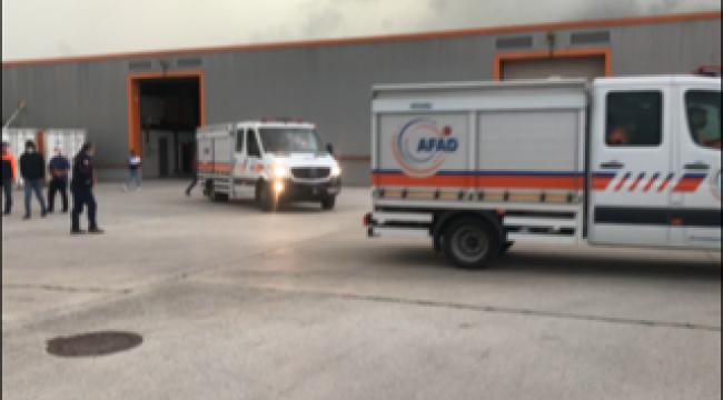 Kocaeli'den İzmir'e yardım