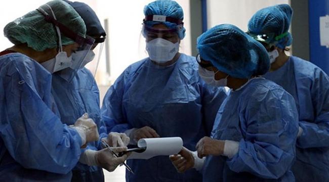 Ağır hasta sayısında büyük artış