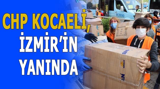 CHP Kocaeli, İzmir'in yanında