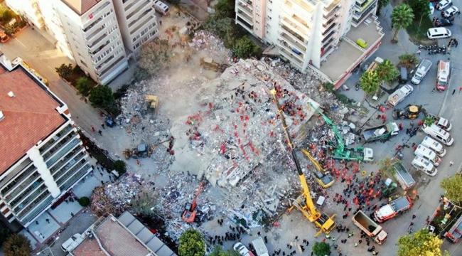 İzmir depreminde can kaybı yükseliyor! Ölü sayısı 102'ye çıktı…