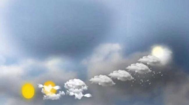 Kocaeli'nin 5 günlük hava durumu!