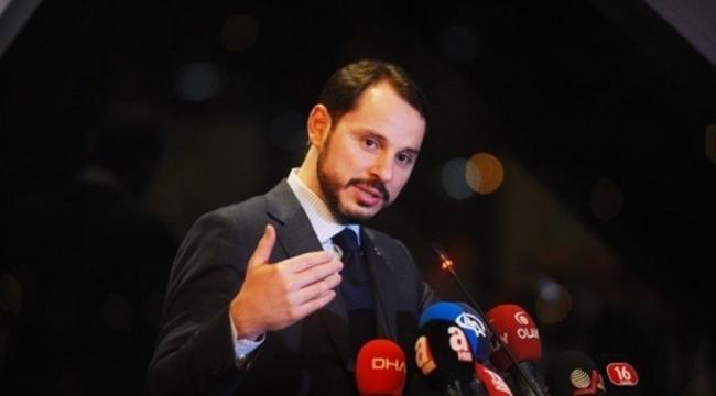 Son dakika… Berat Albayrak'ın istifası kabul edildi