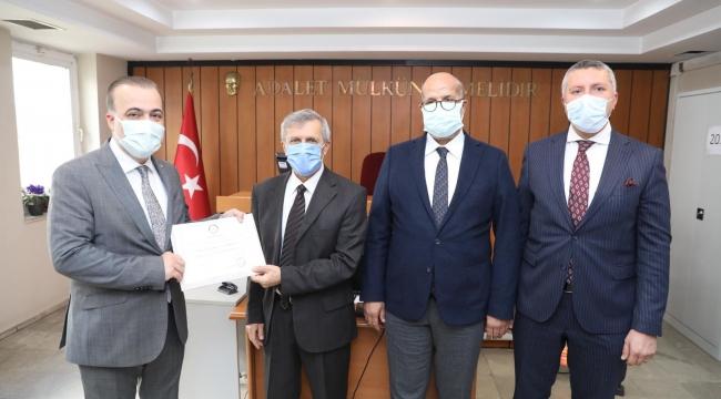 AK Parti'de mazbata alındı