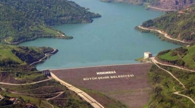 Yuvacık Barajı'ndaki su seviyesi düşüşte