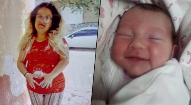 Doğuma 10 gün kala coronaya yakalandı, Yağmur annesiz kaldı