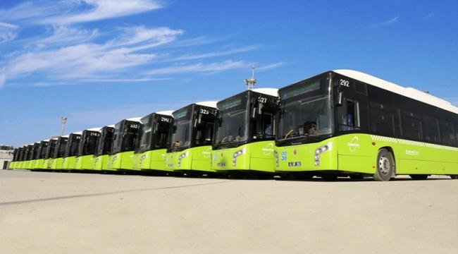 Büyükşehir hafta sonu 55 hatta hizmet verecek