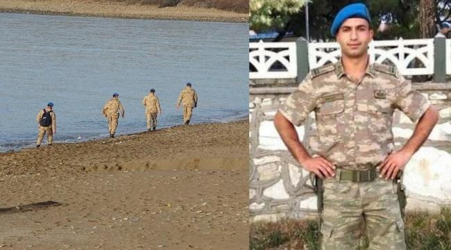 Kayıp İlçe Jandarma komutanından acı haber