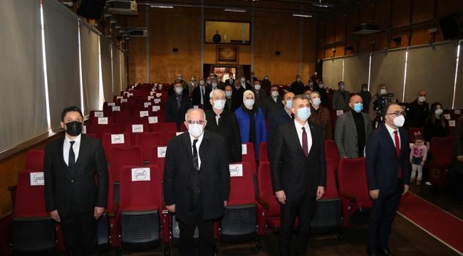 Gölcük'de anlamlı konferans