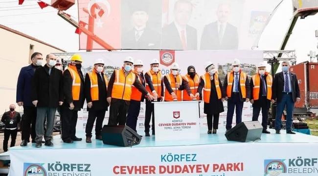 Katırcıoğlu ve Yılmaz'ın yoğun Körfez programı