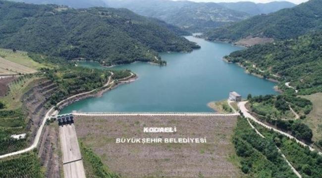 Yuvacık barajı'nda doluluk oranı yüzde 99'a ulaştı