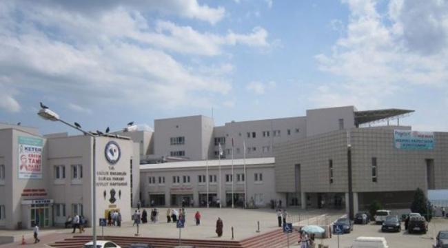 Farabi Araştırma Hastanesi jeneratör ve otomatik kapı alacak