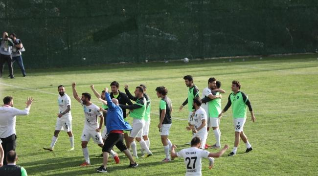 Kocaelispor FİNALDE! 2-2