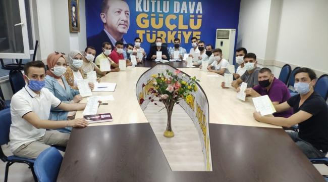 Karamürsel AK Parti de Gençlik Sahada