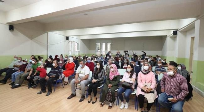 Büyükgöz'den Halk Meclisi Toplantıları