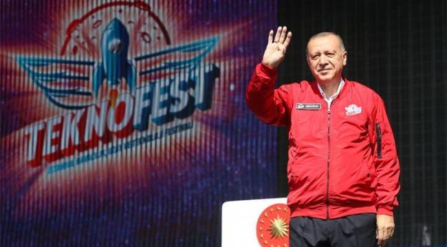 Erdoğan'dan heyecanlandıran TOGG açıklaması