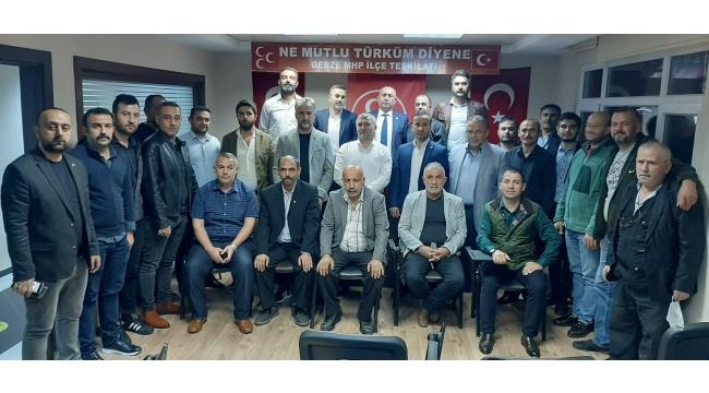 GİRİB, Özdemir'i tebrik etti!