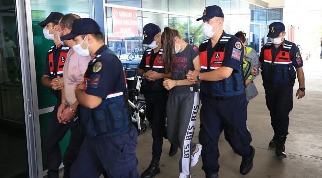 Jandarmadan uluslararası uyuşturucu çetesine operasyon
